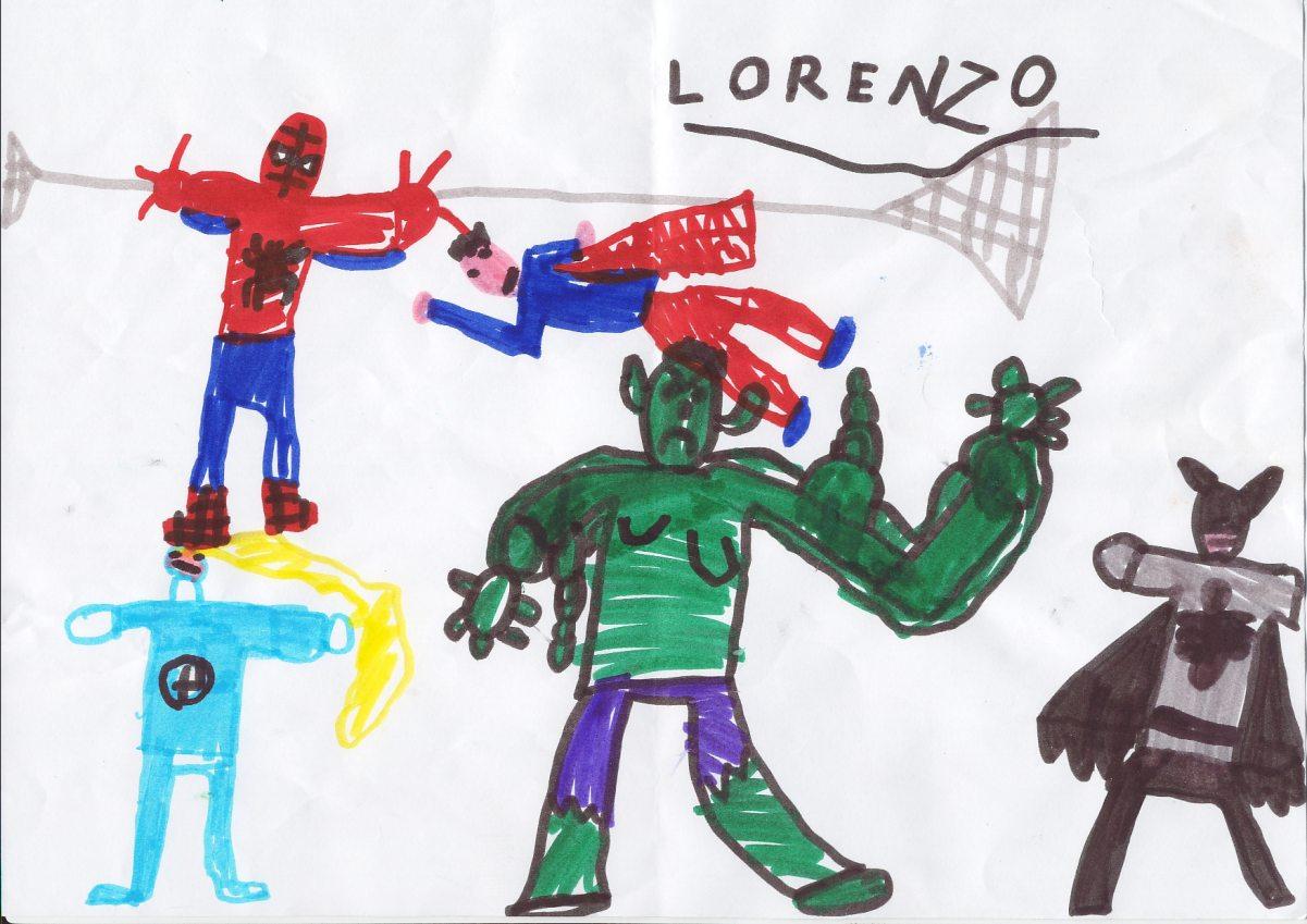 Disegno Loranzo