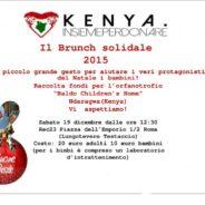 Brunch Solidale Natale 2015