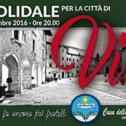 Cena Solidale X Visso IL FRATONE ristorante a Marino