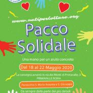 Pacco Solidale Maggio 2020