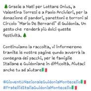 """Raccolta Beni Alimentari – Guidonia"""