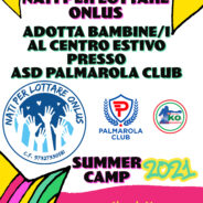 Adozione Bambine/i  Summer Camp