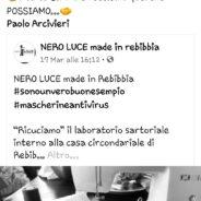 Nero Luce Made in Rebibbia